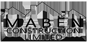MABEN Construction LTD Logo